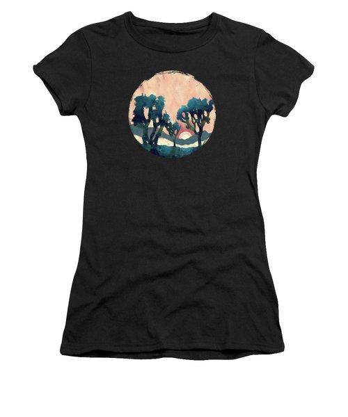 Sunset Desert Canyon Women's T-Shirt