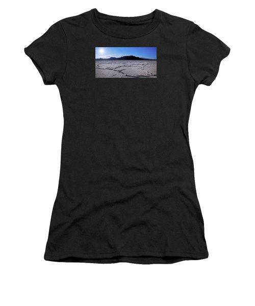 Sunset Flats Women's T-Shirt (Athletic Fit)