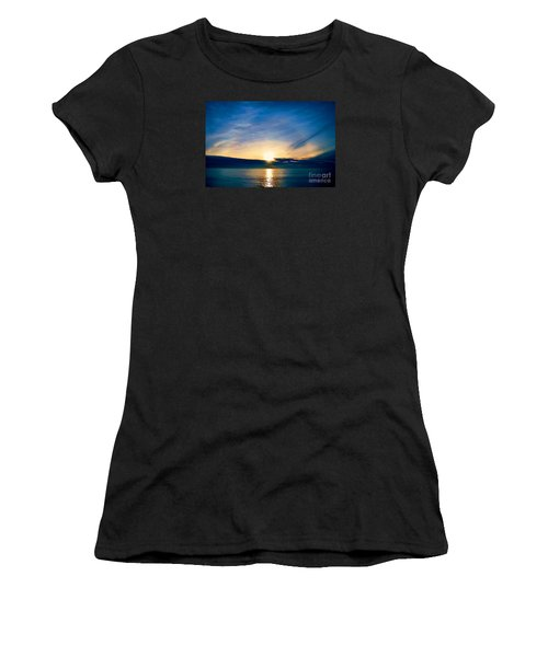 Shine Through Me Women's T-Shirt (Junior Cut) by Sharon Soberon