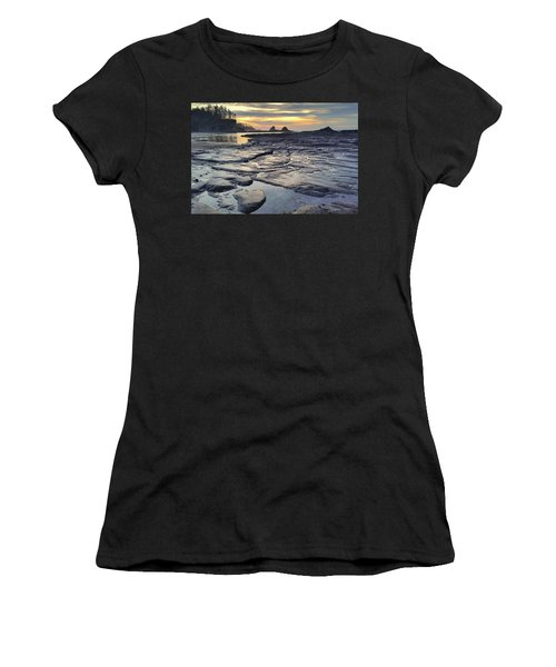 Sunset Glow Women's T-Shirt