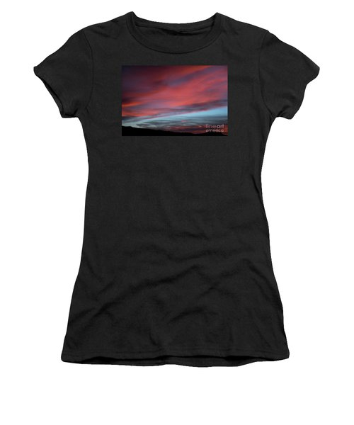 Sunset In Capital Reef  Women's T-Shirt