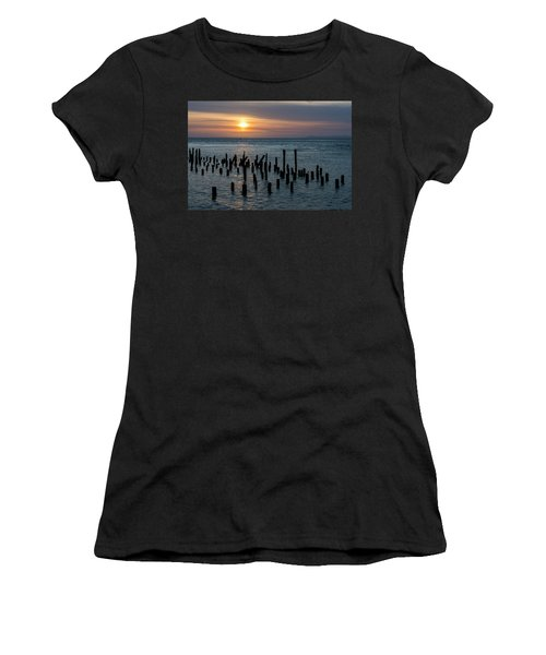 Sunset On The Empire Women's T-Shirt