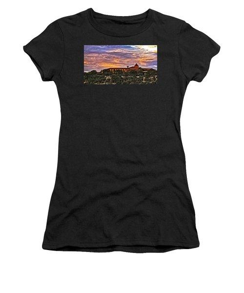 Sunset Over El Tovar Women's T-Shirt