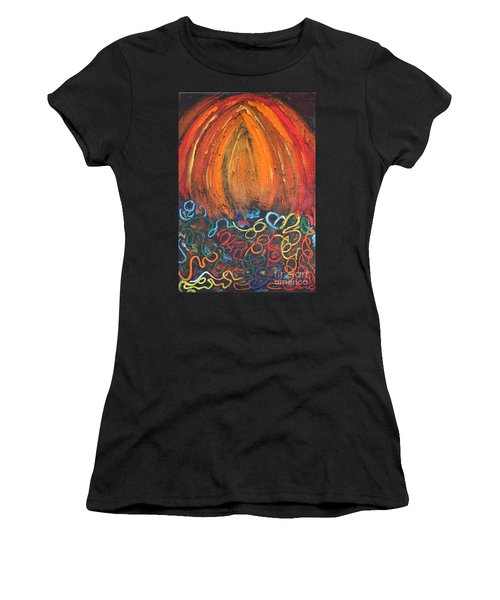 Sunset Over Key West Women's T-Shirt