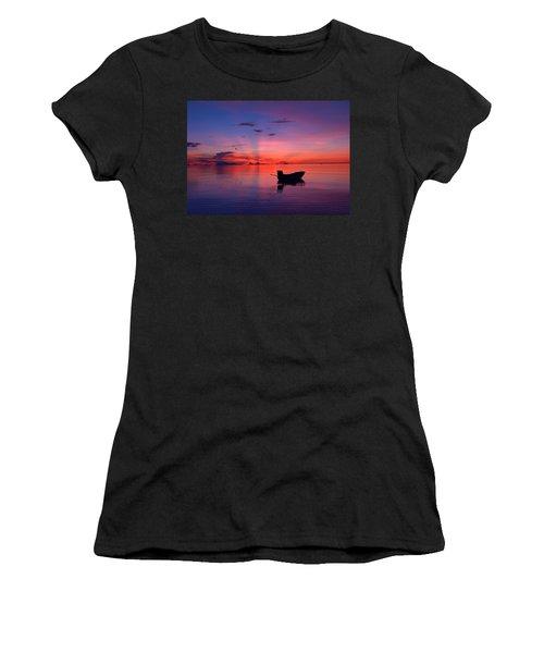 Sunset Rays Women's T-Shirt