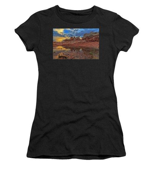 Sunset Reflections Women's T-Shirt