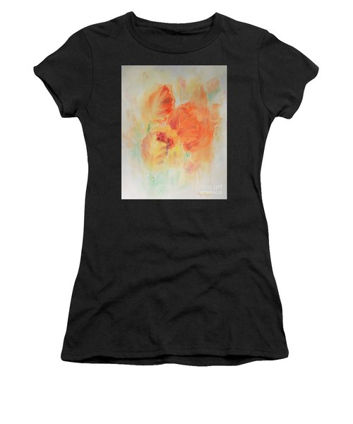 Sunset Shades Women's T-Shirt (Athletic Fit)