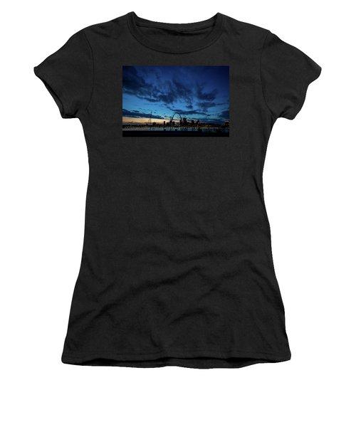 Sunset St. Louis IIi Women's T-Shirt