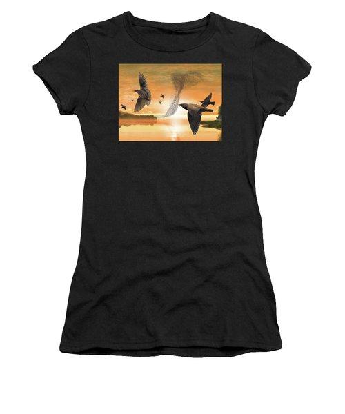 Murmuration Women's T-Shirt