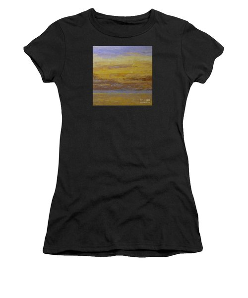 Sunset Storm Clouds Women's T-Shirt