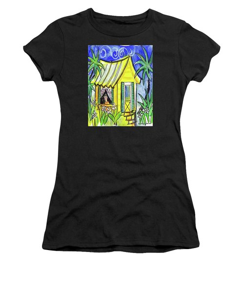 Sunshine Cottage Women's T-Shirt (Athletic Fit)