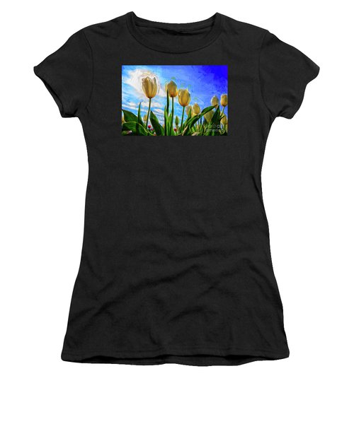Sunshine Day Women's T-Shirt (Athletic Fit)