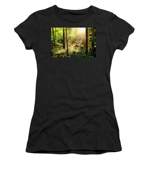 Sunshine From Above Women's T-Shirt
