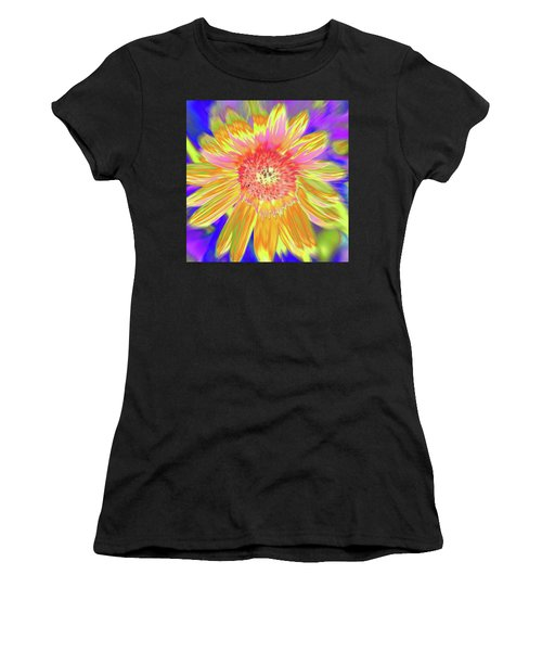 Women's T-Shirt featuring the photograph Sunsweet by Cris Fulton