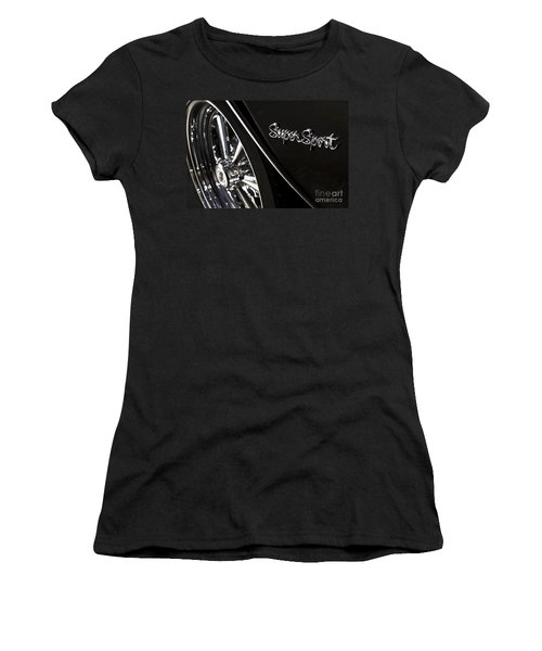 Super Sport Women's T-Shirt (Athletic Fit)