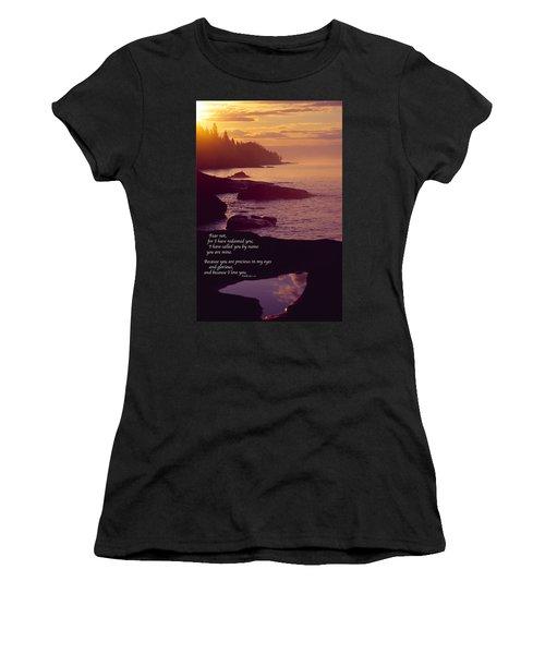 Superior Sunrise Women's T-Shirt (Athletic Fit)
