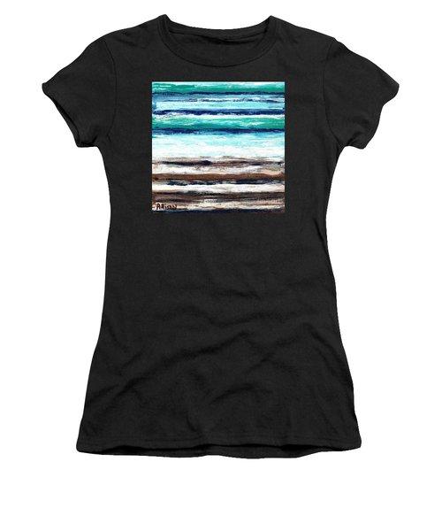 Surf And Turf Women's T-Shirt