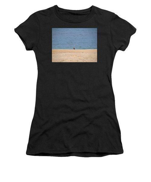 Surf Caster Women's T-Shirt