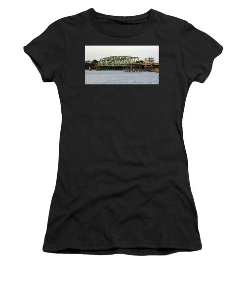 Surf City Swing Bridge Women's T-Shirt