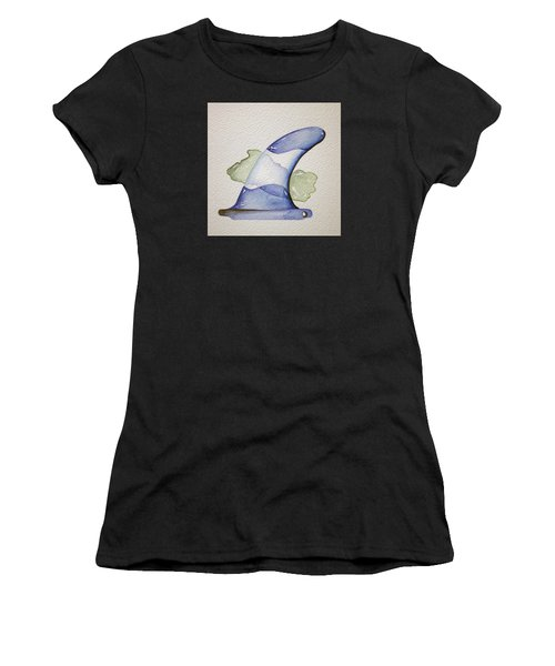 Surf El Salvador Women's T-Shirt (Athletic Fit)