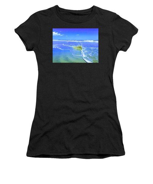 Surf Snuggle Women's T-Shirt