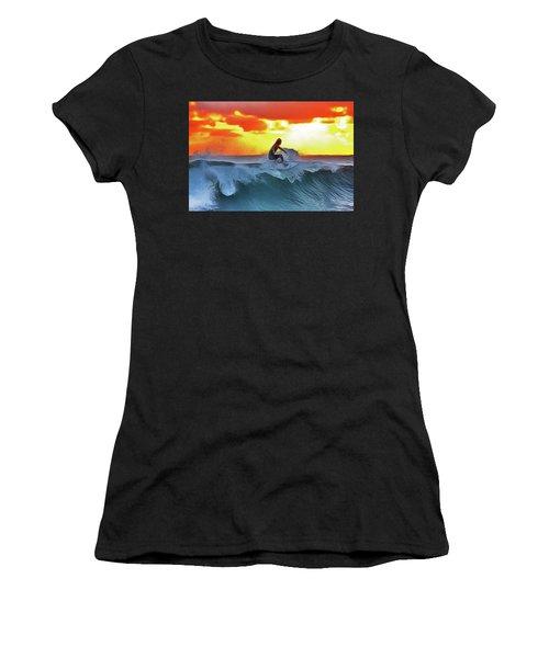 Surferking Women's T-Shirt