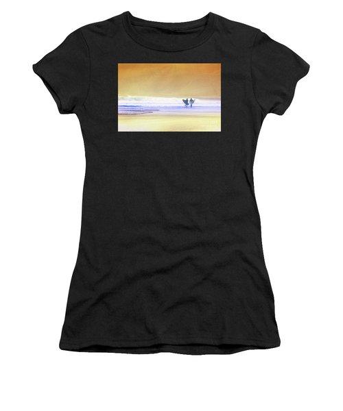 Surfers Women's T-Shirt