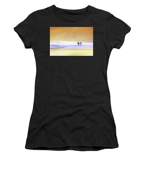 Surfers Women's T-Shirt