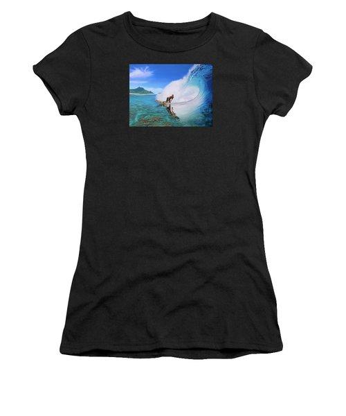Surfing Dan Women's T-Shirt