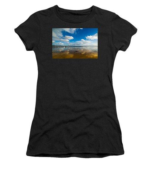 Surfing The Sky Women's T-Shirt