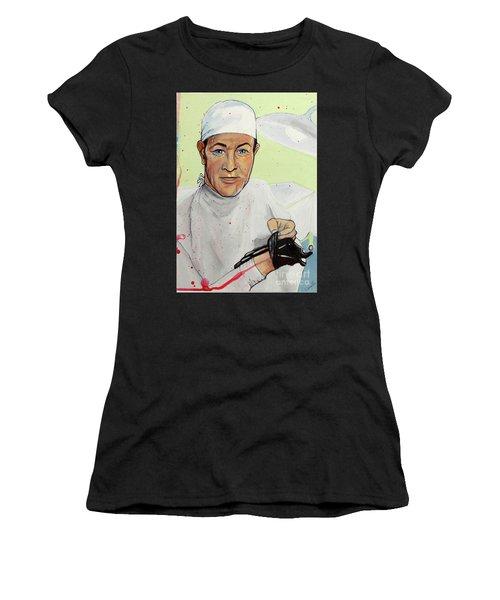 Surgeon Women's T-Shirt (Athletic Fit)