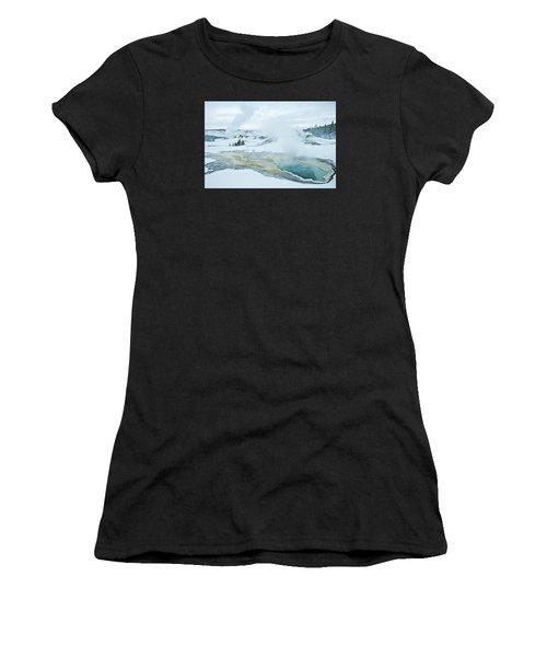 Surreal Landscape Women's T-Shirt