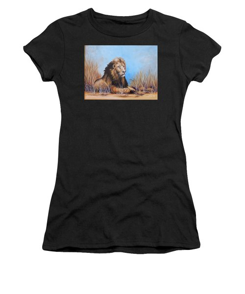 Surveying The Grounds Women's T-Shirt (Athletic Fit)