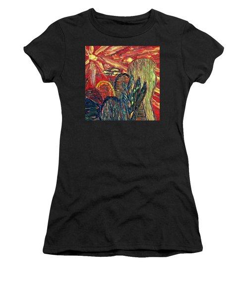 Survival In Desert Women's T-Shirt