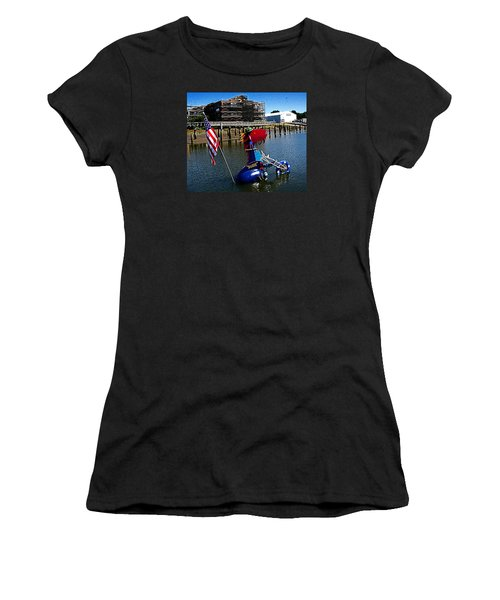 Susie Is A Lady -  Harbor Guardian Women's T-Shirt