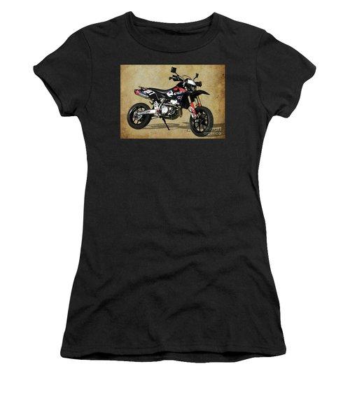Suzuki Race Motorcycle. 387. Women's T-Shirt