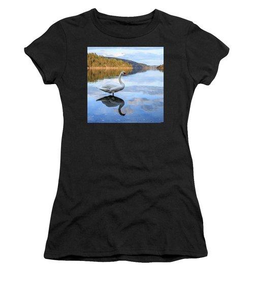 Swan Women's T-Shirt