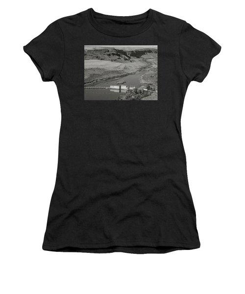 Swan Falls Dam Women's T-Shirt