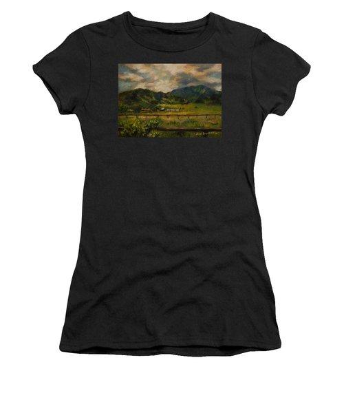 Swan Valley Hillside Women's T-Shirt