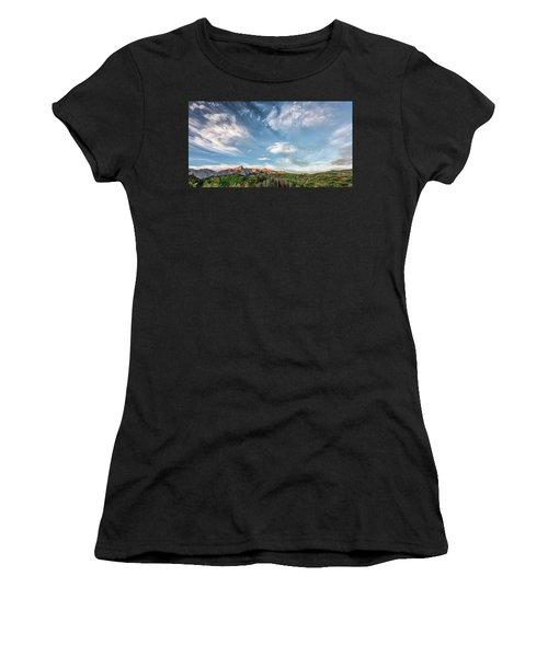 Sweeping Clouds Women's T-Shirt