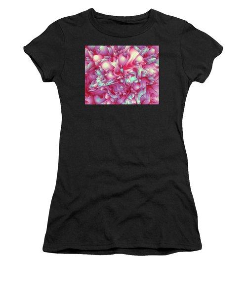 Sweet Flowers 2 Women's T-Shirt (Athletic Fit)
