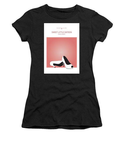 Sweet Little Sixteen -- Chuck Berry Women's T-Shirt