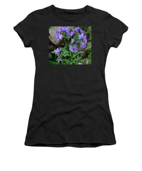 Sweet Williams In The Spring Women's T-Shirt (Athletic Fit)