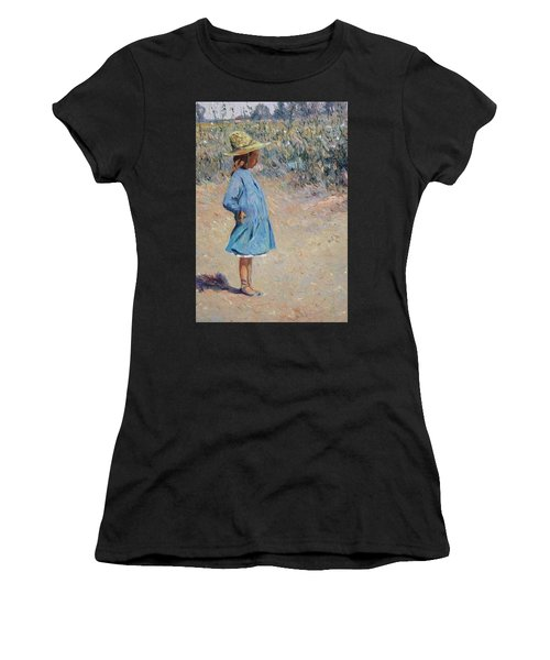 Sweetheart  Women's T-Shirt (Athletic Fit)