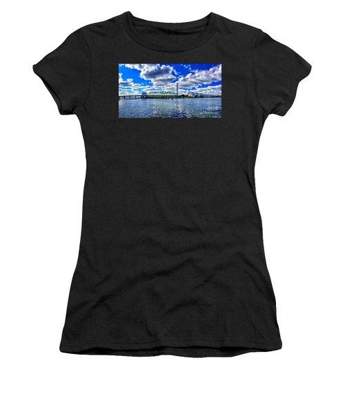 Swing Bridge Heaven Women's T-Shirt
