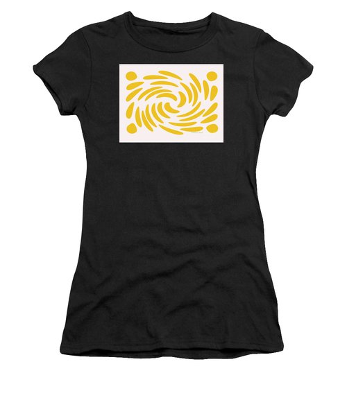 Swirls N Dots S3 Women's T-Shirt