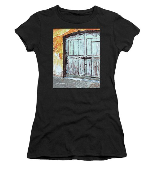 Switzerland Mint Door Women's T-Shirt