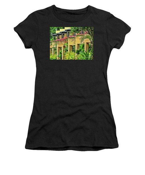 Symmetry  Women's T-Shirt (Athletic Fit)