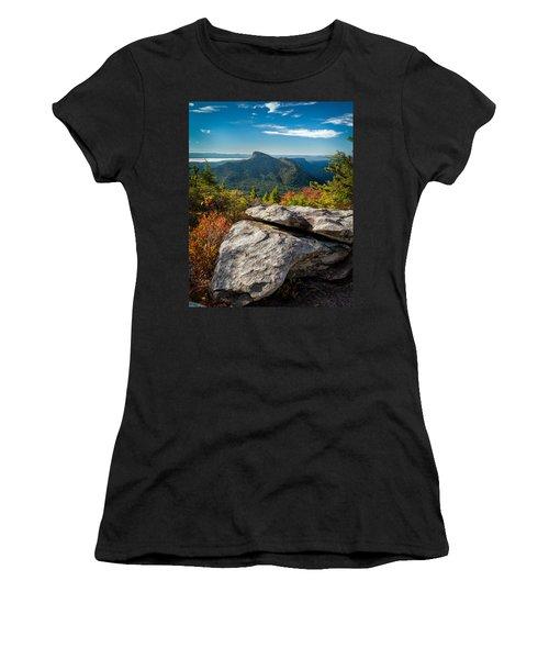 Table Rock Fall Morning Women's T-Shirt