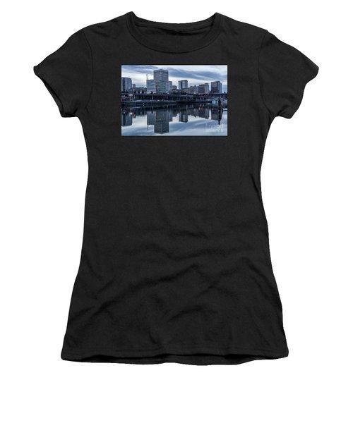 Tacoma Waterfront,washington Women's T-Shirt